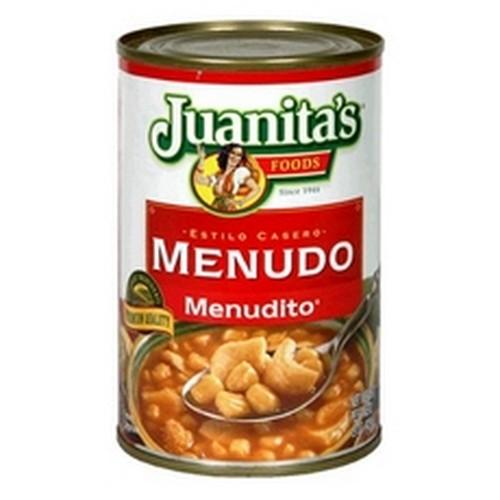 Juanitas Menudo (12x15Oz)