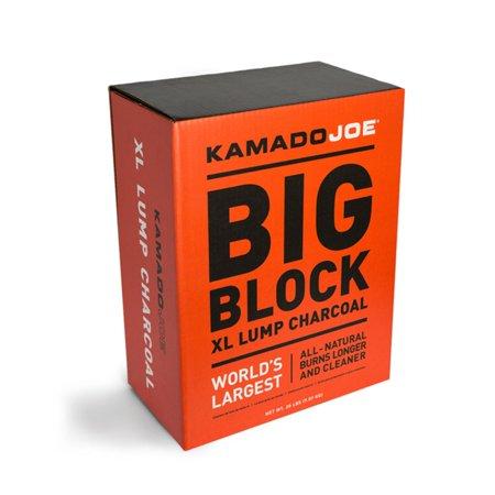 CHARCOAL XL LUMP BIG BLCK 20LB