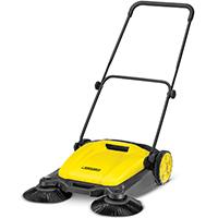 Karcher 1.766-303.0/300.0 Adjustable Height Outdoor Push Sweeper