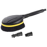 KARCHER 2.643-005.0 Rotating Wash Brush, 17.7 in L, 2300 psi Pressure, 6.7 in Head Width