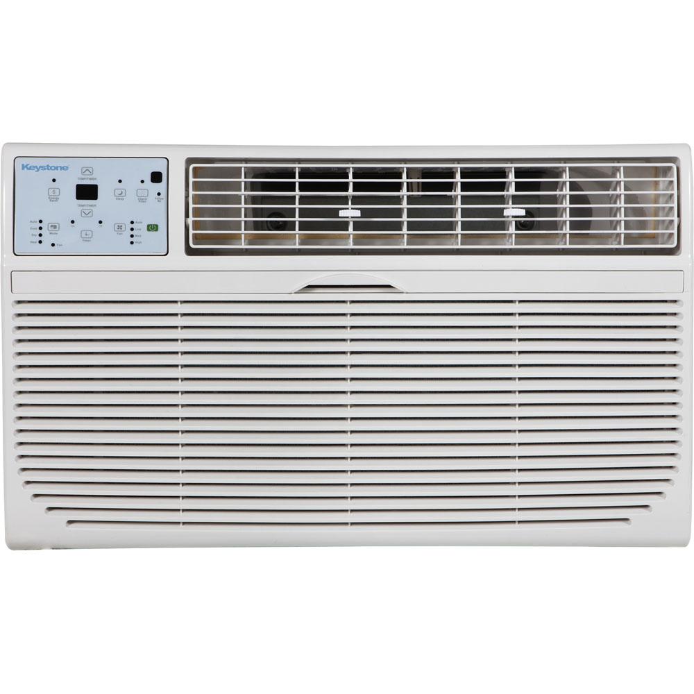 8,000 BTU Through the Wall Heat/Cool Air Conditioner