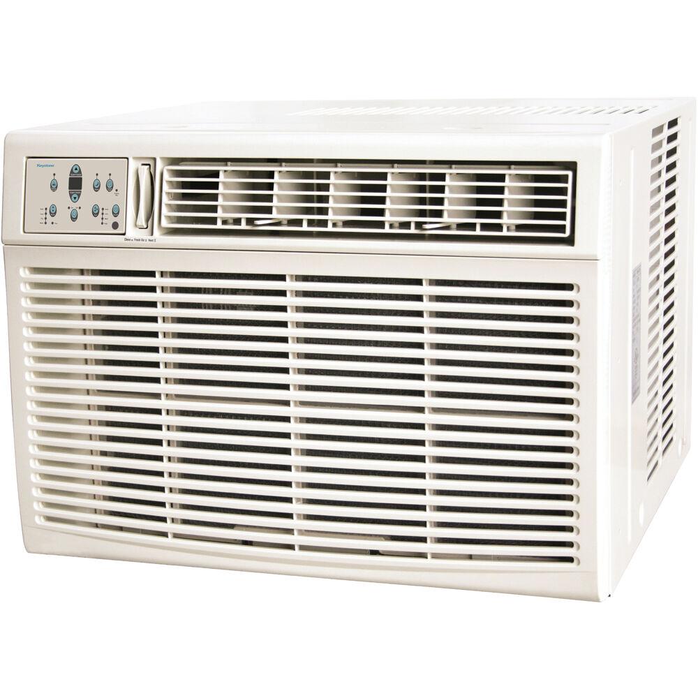 18,000 BTU Heat/Cool Window Air Conditioner