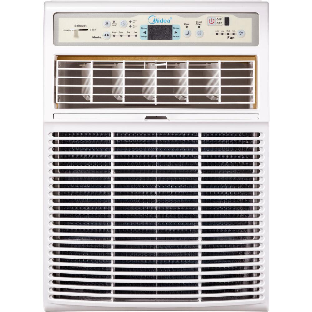 8,000 BTU Slider/Casement Window Air Conditioner