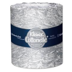 Kleenex Cottonelle 2 Ply Standard Toilet Paper, 60 Rolls