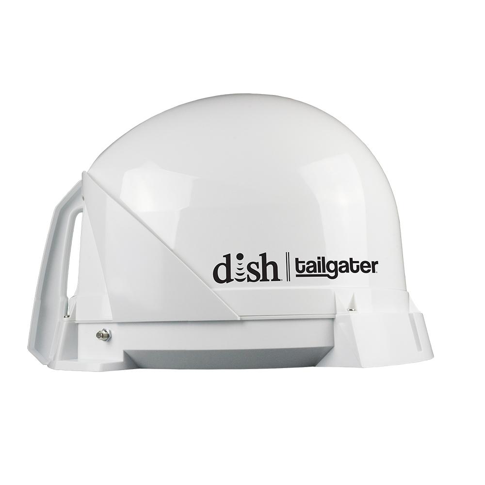 KING DISH® Tailgater® Satellite TV Antenna - Portable