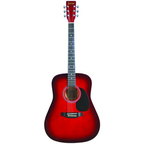 KMC Music Lauren Dreadnought Guitar