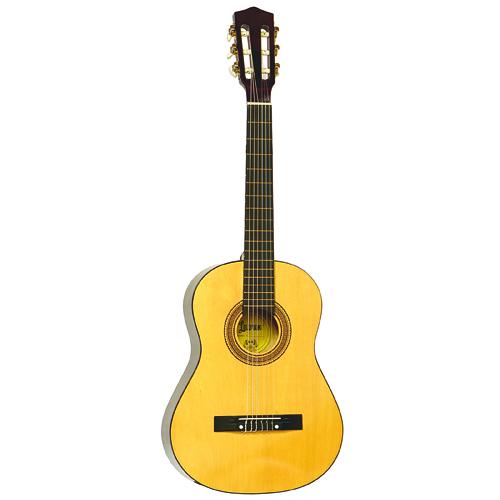"KMC Music Lauren 34"" Student Acoustic Guitar"