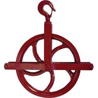 Koch 13403/3281293 Gin Wheel, 3/8 - 1 in, 1000 lb