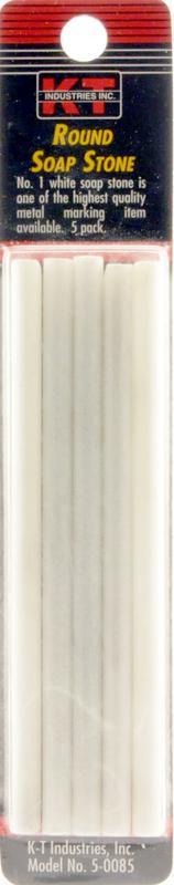 5-0085 5PK ROUND SOAP STONE