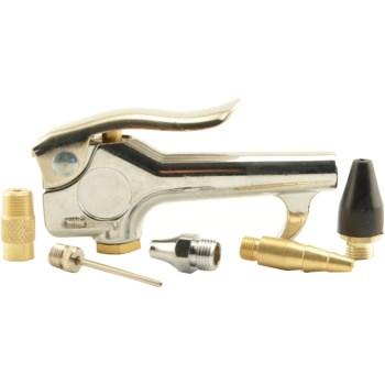 6-5357 6PC DELUXE BLOW GUN KIT