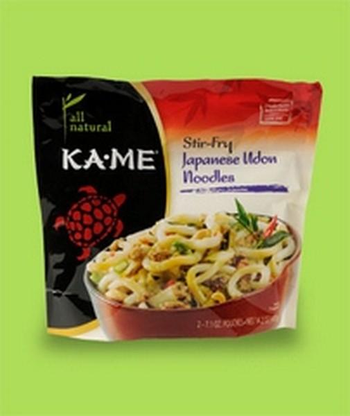 Ka-Me Noodles Stir Fry Udon (6x142 Oz)