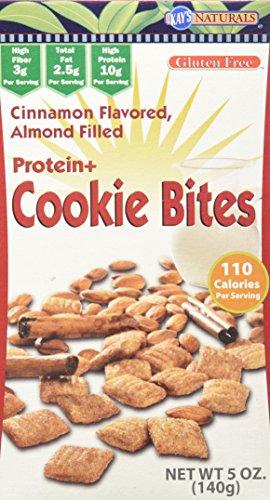 Kay's Naturals Cookie Bites Cinnamon Almond (6 Pack) 5 Oz