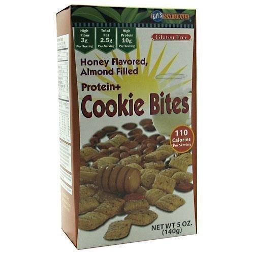 Kay's Naturals Cookie Bites Honey Almond (6 Pack) 5 Oz