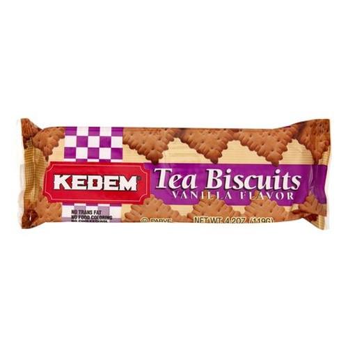 Kedem Tea Biscuits Vanilla (24x42 Oz)