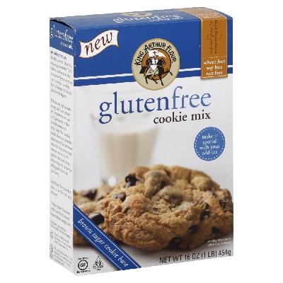 King Arthur Flour GF Cookie Mix (6x16OZ )