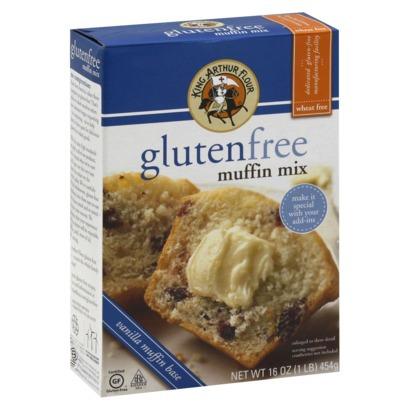 King Arthur Flour GF Muffin Mix (6x16OZ )
