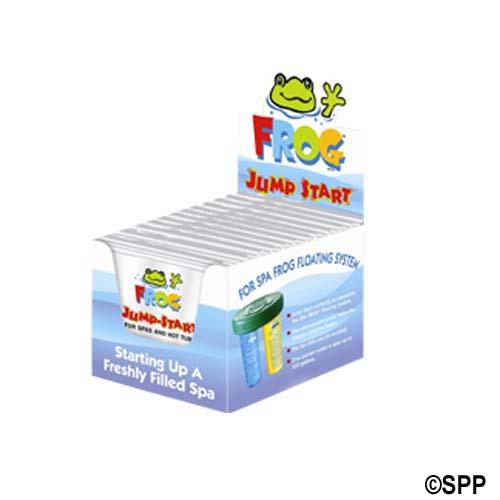 Water Care, Spa Frog, Jump Start, Granular Dichlor, 1.5oz Packet
