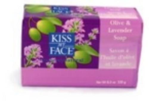 Kiss My Face Olive & Lavender Bar Soap (1x8 Oz)