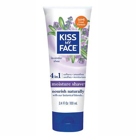 Kiss My Face Lavender Shave Lotion (1x34 Oz)