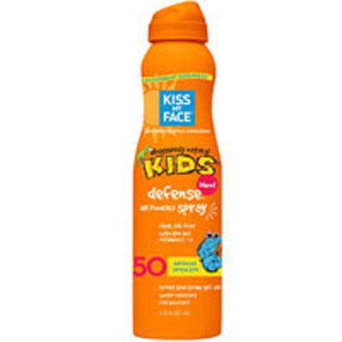 Kiss My Face Kids Defense Spray Any Angle Air Power SPF 50 6 Oz