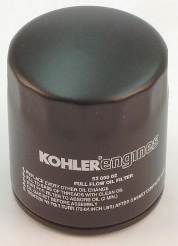 KO-5205002S KOHLER FILTER-OIL TALL 52 050 02-S (KOHLER OIL FILTER) Kohler Engine Parts