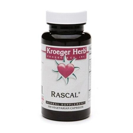 Kroeger Herb Rascal (100 Capsules)