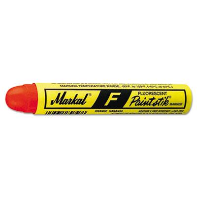 Paintstik F Marker, Fluorescent Orange