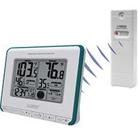 La Crosse 308-1711BL Digital Weather Station, 200 ft, 32 - 122 deg F Indoor, -40 TO 140 deg F Outdoor