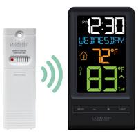 La Crosse WS-9215U-IT-CBP Wireless Forecast Station, 14.2 - 139.8 deg F Indoor, -39.8 TO 139.8 deg F Outdoor