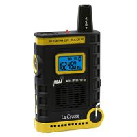 La Crosse 810-106 NOAA AM/FM Weather Radio, 7 Weather Band Channel, 162.4 - 162.55