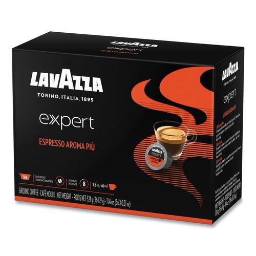 Expert Capsules, Espresso Aroma Piu, 0.31 oz, 36/Box