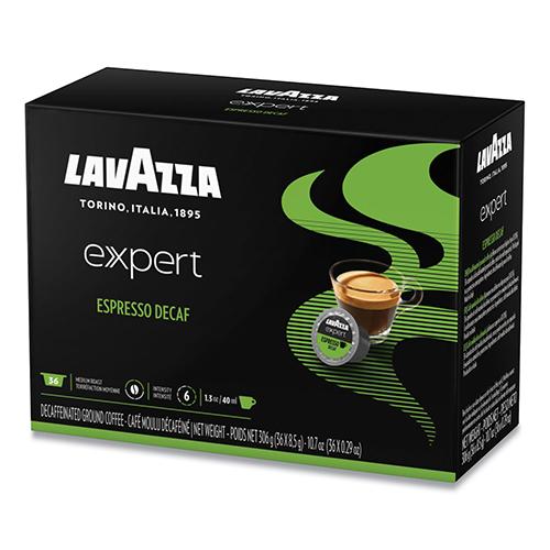 Expert Capsules, Espresso Decaf, 0.31 oz, 36/Box