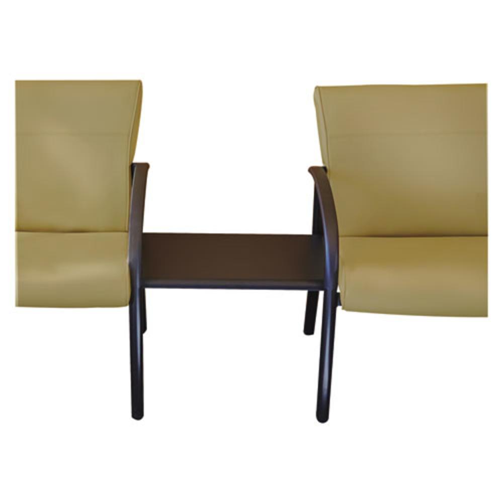 Gratzi Reception Series Ganging Table, 23w x 16-1/2d x 16-1/2h, Black