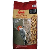 Lyric 2647344 Fruit and Nut Bird Mix, 20 lb, Bag