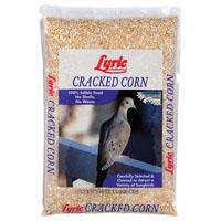 Lyric 2647272 Cracked Corn Bird Food, 5 lb, Bag