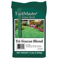 GRASS SEED TRI-FESCUE 3 LB