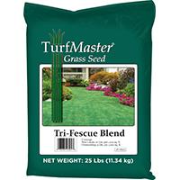 GRASS SEED TRI-FESCUE 25 LB