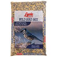 Lyric 26-47285 Wild Bird Feed, 5 lb, Bag