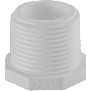 3/4 PVC SCH40 MPT PLUG