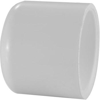 1-1/2 PVC SCH40 SOCKET CAP