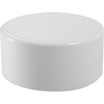 4 IN. PVC DWV CAP