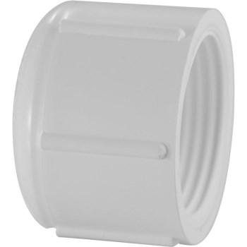 1/2 PVC SCH40 FPT CAP
