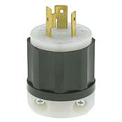 R50-2321 20A/250V TWISTLOCK PLUG