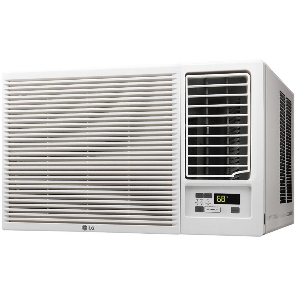 24,000 BTU Heat/Cool Window Air Conditioner