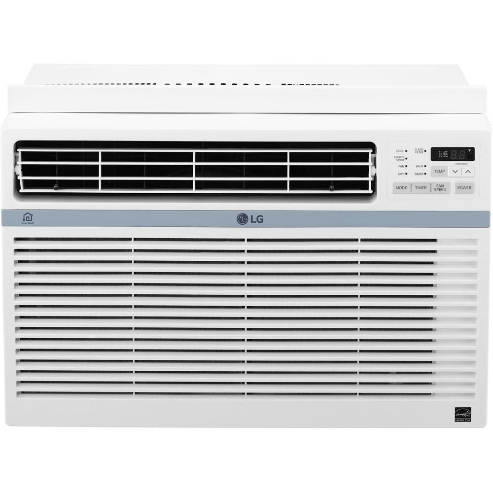 8,000 BTU Window Air Conditioner with Wifi Controls