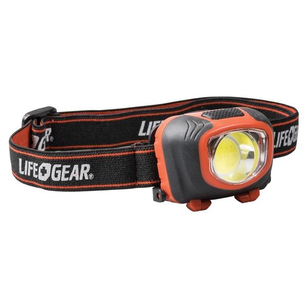 Life+Gear 41-3765 Stormproof 260-Lumen Headlamp