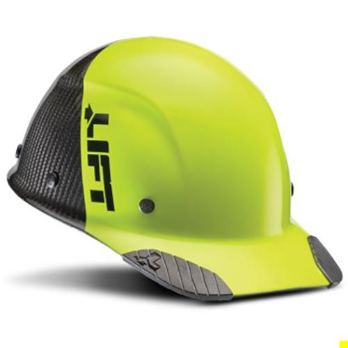 HDF50C-19HC CARB FIBR HRD HAT