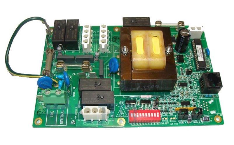 Circuit Board, RS100R1, LMI, (Balboa), M7, 8 Pin Phone Cable