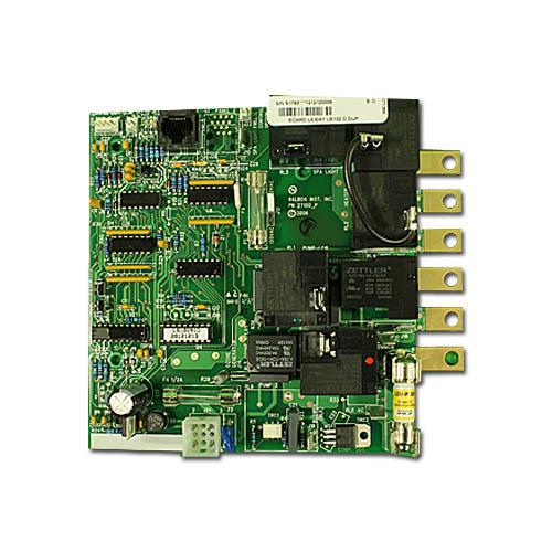 Circuit Board, Leisure Bay (Balboa), LB102R1, Digital Duplex, 8 Pin Phone Cable