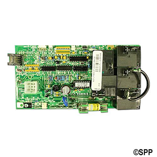 Circuit Board, Leisure Bay (Balboa), LB102R/VAL124/240R1, Lite Leader, 8 Pin Phone Cable